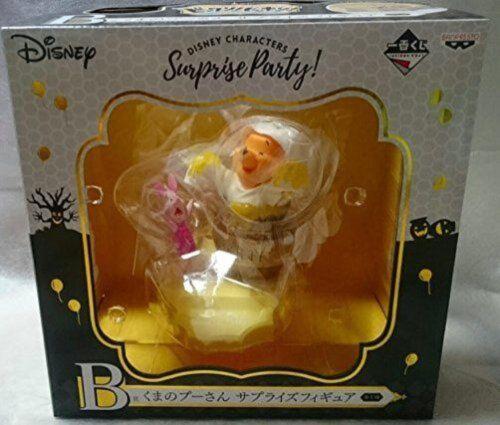 IchibanKuji Disney Characters B Award Winnie the Pooh Surprise figures F//S