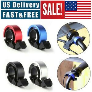 7 colors Bicycle Aluminum Ping Bell Horn bike safety seller UK Cycling