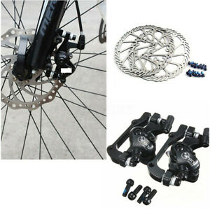 MTB-Bike-Mechanical-Disc-Brake-Cycling-Bicycle-Front-Rear-Set-with-160mm