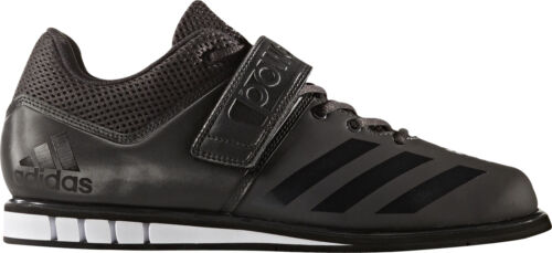 adidas Powerlift 3.1 Mens Weightlifting Shoes Bodybuilding Gym Trainers Black