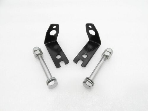 NEW ROYAL ENFIELD FRONT INDICATORS FIXING BRACKET WITH NUTS AND BOLTS @JUSTROYAL