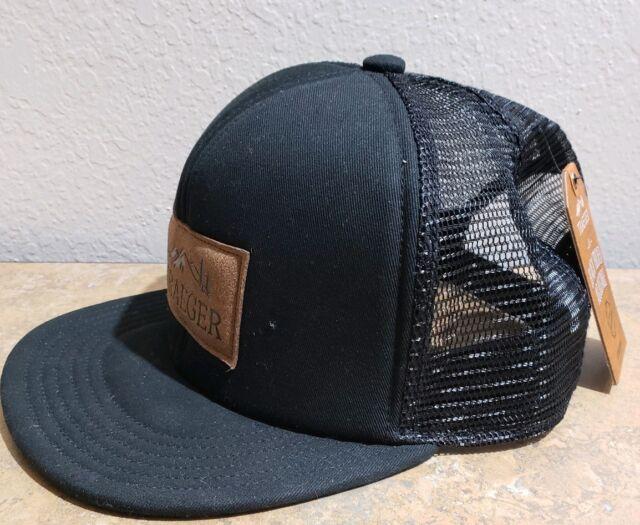 51646ca0efe0e NEW Original TRAEGER Pellet BBQ Smoker Adjustable Snap Back Trucker Hat  Black