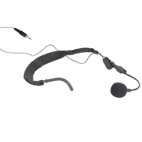 Chord ANM-35 Neckband Microphone for Wireless Beltpacks Threaded
