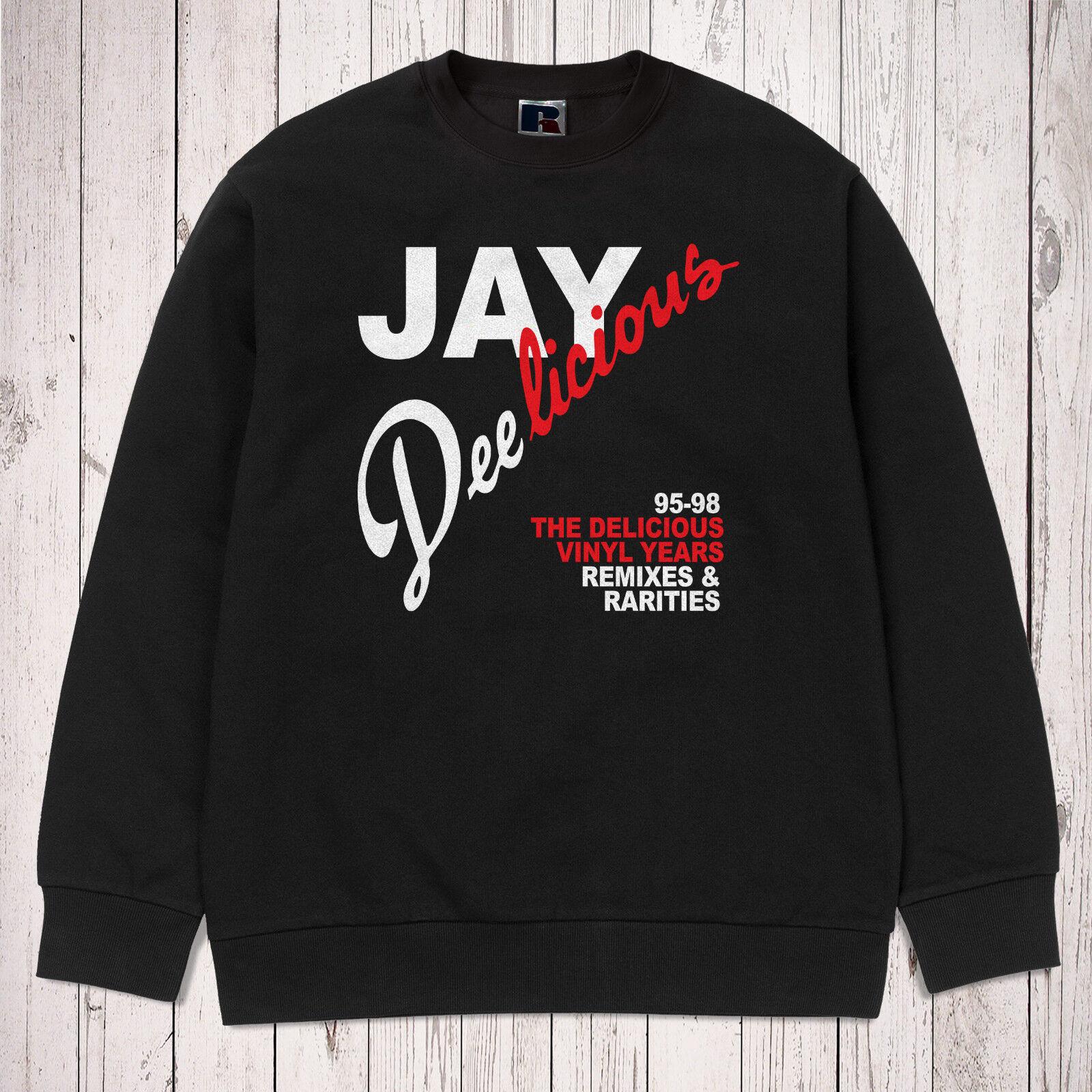 Jay Deelicious J Dilla Sweatshirt - Supreme Hip Hop Streetwear Pullover