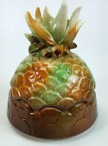 Vintage-Ceramic-Pineapple-Cookie-Jar