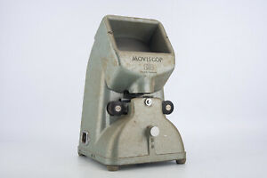 Vintage-Zeiss-Ikon-Moviscop-16mm-Film-Motion-Picture-Viewer-READ-SC11