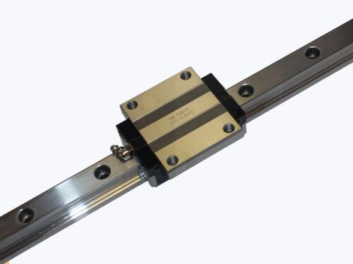 Kugelumlaufführung ARC15-FN-S-. Schiene+Wagen Linearführung