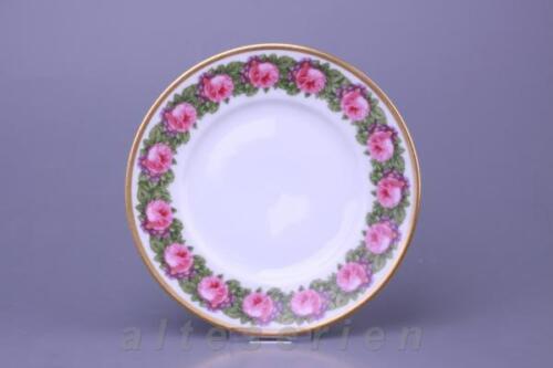 BROTTELLER Dessert Assiette D 15 cm inconnue Fabricant rose de Stambul