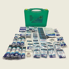 GRANDE Medical Office Home Workshop essenziale BSI Premier Deluxe Kit di pronto soccorso