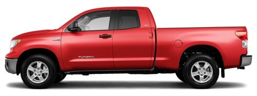 Husky X-Act Contour Floor Mats fit 2007-2011 Toyota Tundra Double//CrewMax Cab