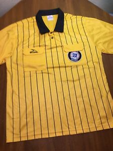 1b99188ccbe Image is loading Score-Adult-XL-Soccer-Referee-Jersey-Yellow-Short-