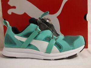 Nuove Athletic Green 887121657203 Sneakers Puma uomo Future Size 11 Disc M Electric da scarpe ww04qz6
