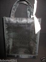 Mary Kay Black Mesh Pink Bow Makeup / Tote Bag 8 X 7 X 3