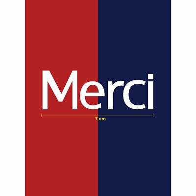 Merci Heat Press Details For Psg 2019 20 Champions League Ebay