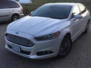 2014 Ford Fusion Hybrid Titanium Edition