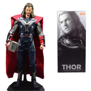 Crazy GIOCATTOLI Marvel Avengers Thor figura in scala 1//6th nuovo giocattolo 30CM