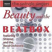 The Swingle Singers - Beauty and the Beatbox - 11trk VGC CD 2007 - FAST UK POST
