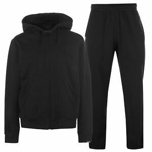 Uomo Tuta da Jogging Pantaloni Pullover Ginnastica Mimetico Fitness RF