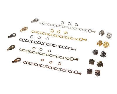 Ribbon Clamp Kit - Make Ribbon Bracelets, Chokers, or Necklaces - Artisan Series