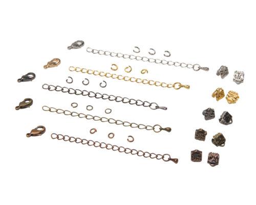 Artisan Series Make Ribbon Bracelets Ribbon Clamp Kit Chokers or Necklaces