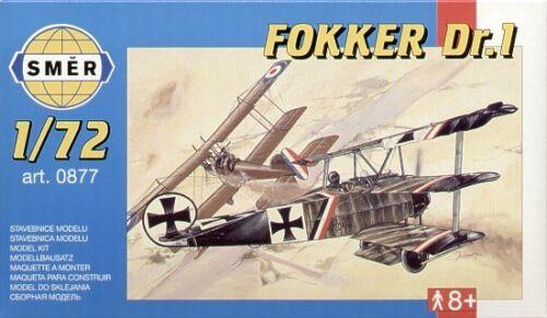 SMER 1//72 Fokker Dr I # 0877