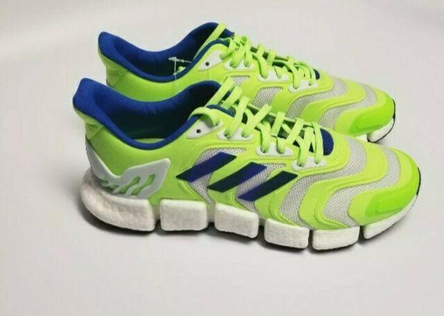 Size 11 - adidas Climacool Vento Signal Green 2020