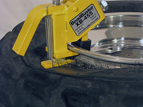 BeadBuster XB-455 BB4 Tire Bead Breaker Changer Bead Buster