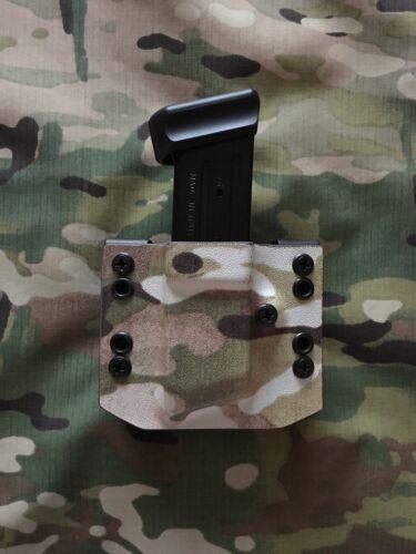 MultiCam Kydex SIG P226 P228 P229 Single Magazine Carrier *Pic