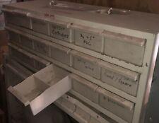 Weatherguard Parts Bin 18 Slide Out Drawers