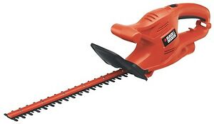 NEW-BLACK-amp-DECKER-TR116-16-034-DUAL-ACTION-ELECTRIC-HEDGE-TRIMMER-KIT-3-AMP-MOTOR
