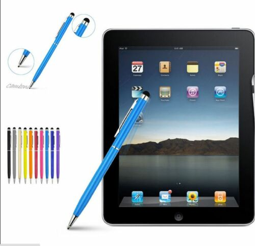 20pcs X 2in1 Touch Screen stylus Dual-Use Multi-Color Capacitive /& Ballpoint Pen