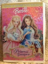 Barbie as the Princess and the Pauper (DVD, 2004)  Free Shipping