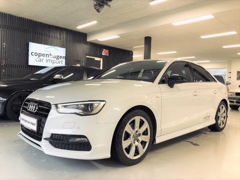 Audi A3 1,4 TFSi 150 Sport 4d