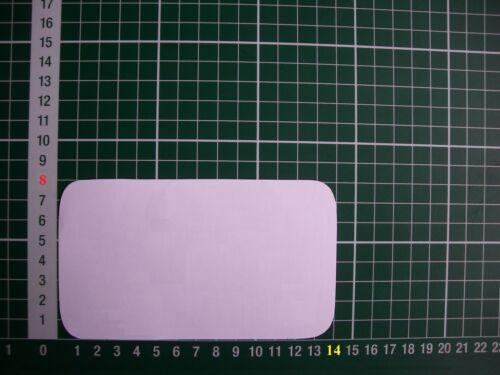 Rétroviseur Extérieur Miroir De Verre Ersatzglas MICROCAR VIRGO type mc2 SPH Convexe