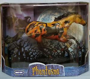 Breyer-710005-Phantasma-2005-Halloween-Horse-Smarty-Jones-Racehorse-NICE-NIB