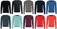 Tom Tailor Herren Basic Strick O-Neck Pullover 100% Baumwolle