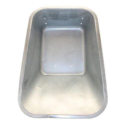 Citomerx brouettes goulotte brouette baignoire de rechange baignoire bassin 100 L NEUF