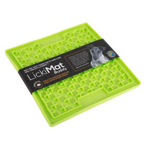 Lickimat-Buddy-Treat-Mat-for-Dogs-Cats-amp-Puppies-Interactive-Feeder-Toy
