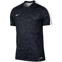 Nike Cr Cristiano Ronaldo Cr7 2015- 2016 Flash Soccer Training Jersey Black