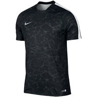 Nike Cr Cristiano Ronaldo Cr7 2015- 2016 Flash Soccer Training Jersey Black