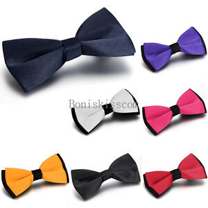 Men-Classic-England-Wedding-Bowtie-Necktie-Bow-Tie-Novelty-Tuxedo-Adjustable