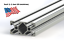 PDTech 2040 20x40 T-slot V-slot Frame Aluminum Extrusion Cut 48in /< 72in 1.8m US