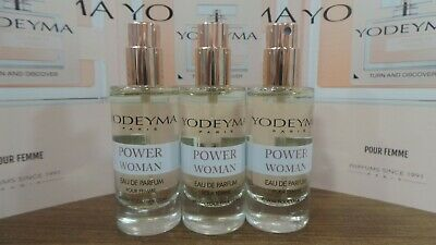Yodeyma Paris POWER WOMAN 15ml Eau