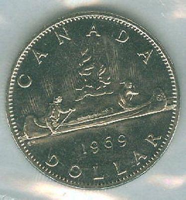 *** 1969 CANADA PROOF LIKE ROYAL MINT SET ***