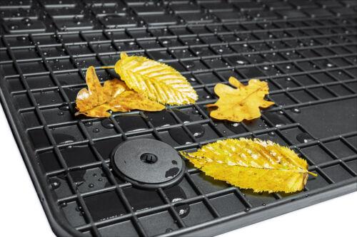 Tappetini in gomma per VW Passat b8 Variant limonata Qualità Originale Tappetini in gomma