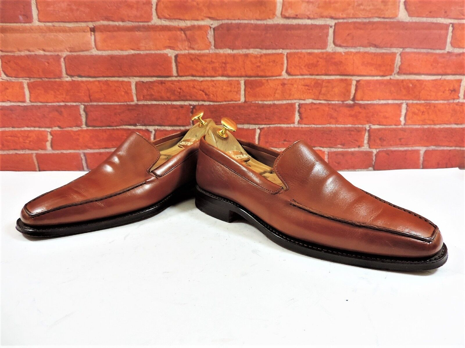 Church Cheaney Penny Loafers US 7 F Worn just 2 or 3 times Tan