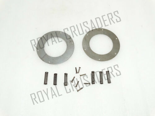 NEW VESPA VNA COUNTER GEAR PLATE WITH SPRING AND RIVETS #VP130