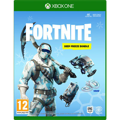 Xbox Games M1READWAR21904 FORTNITE: Deep Freeze Bundle For Xbox One