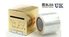 Spmu 1x rotolo coperchio in plastica Wrap Pellicola per microblading Tatuaggio Sopracciglio, Beauty