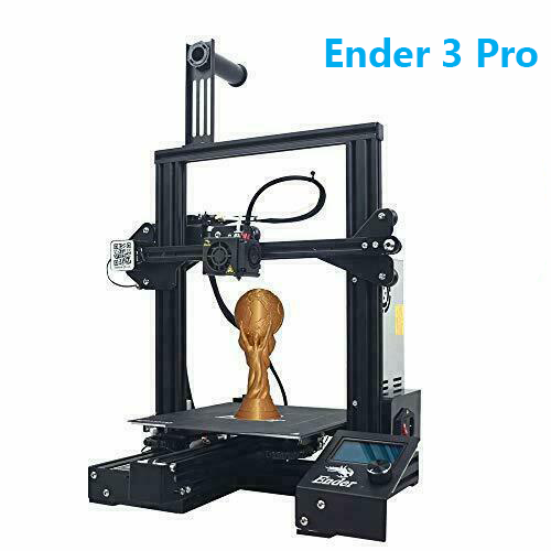 Creality 3D Printer Ender 3 Pro New Version, with Magnetic Build Surface & UL